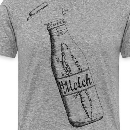 H-Molch - Männer Premium T-Shirt
