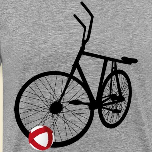 Radball | Black - Männer Premium T-Shirt