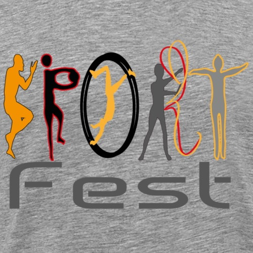 sportfest - Männer Premium T-Shirt