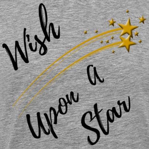 Wish Upon A Star - Men's Premium T-Shirt