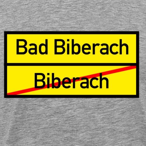 Bad Biberach - Männer Premium T-Shirt