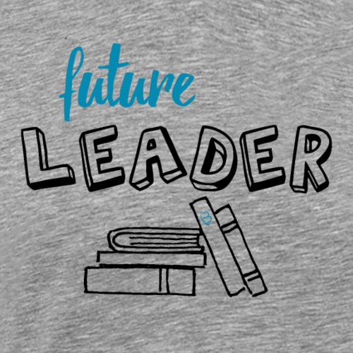 Future Leader - Black - Men's Premium T-Shirt