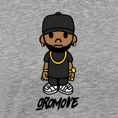 Mood oromove - Camiseta premium hombre
