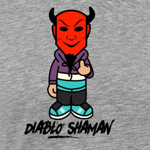 Mood Diablo Shaman - Men's Premium T-Shirt
