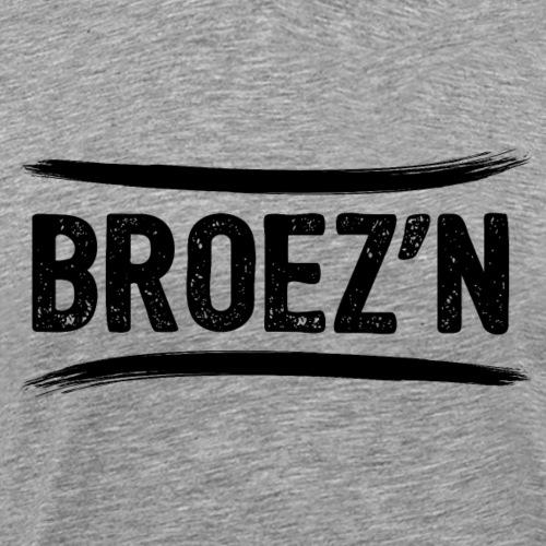 broez'n - Mannen Premium T-shirt