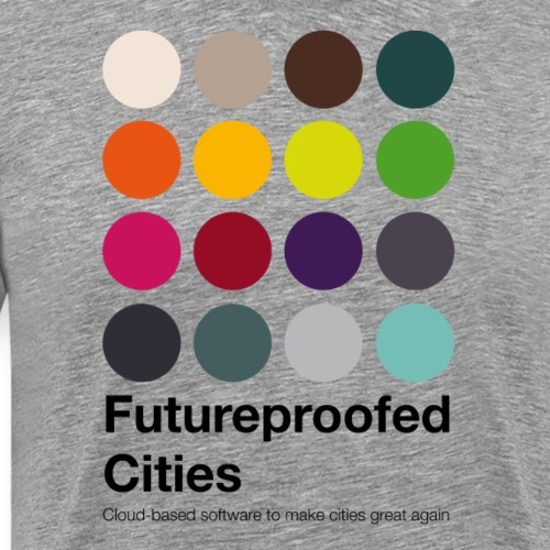 FutureproofedCities - T-shirt Premium Homme
