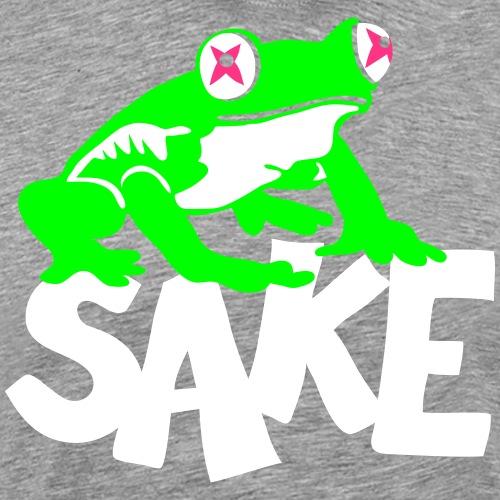 Frog Sake - tout seul