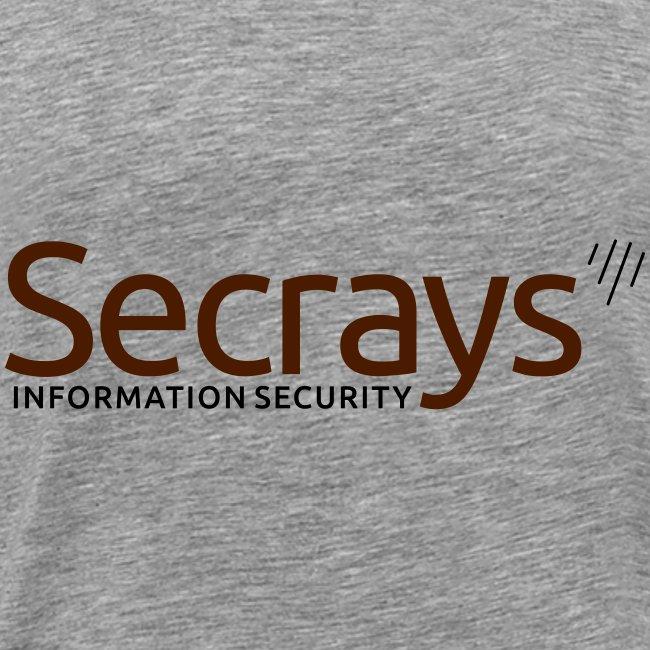 Secrays vektori logo