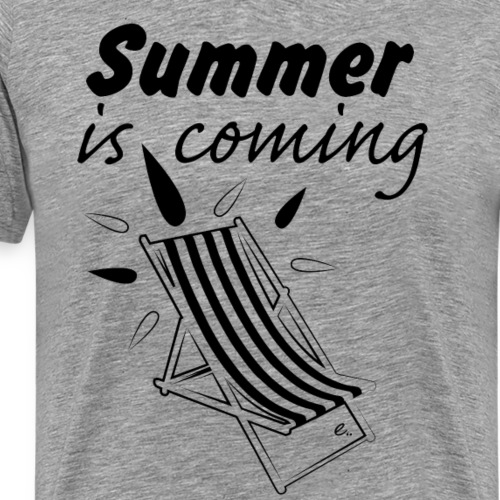 Summer is coming - T-shirt Premium Homme
