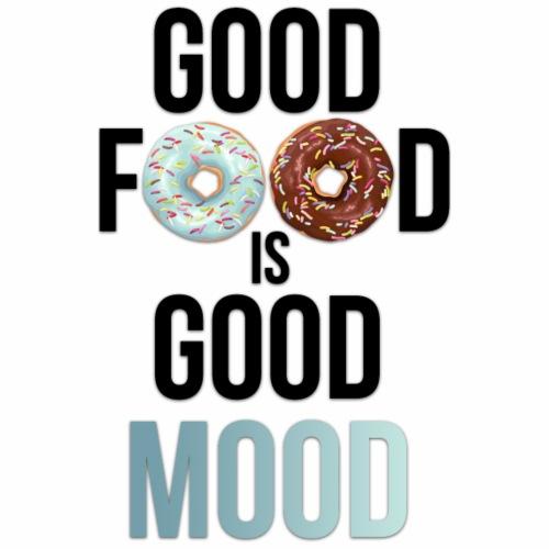 Food Mood - Maglietta Premium da uomo