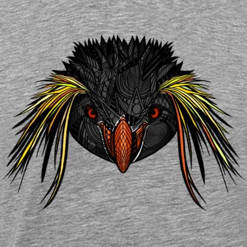 Pingvin - Premium T-skjorte for menn