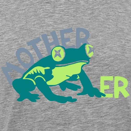 Mother Frog-er - T-shirt Premium Homme