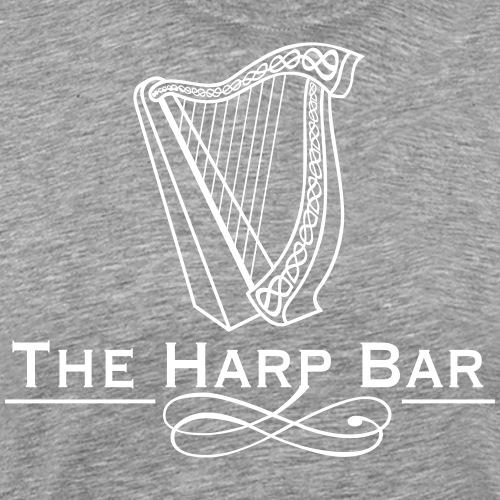 Logo The Harp Bar Paris - T-shirt Premium Homme