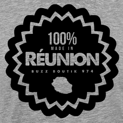 Collection 100% MADE IN REUNION - T-shirt Premium Homme