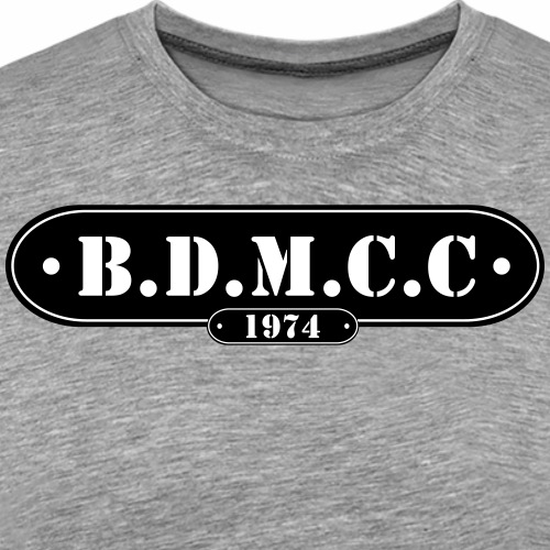 BDMCC Bar Badge - Men's Premium T-Shirt