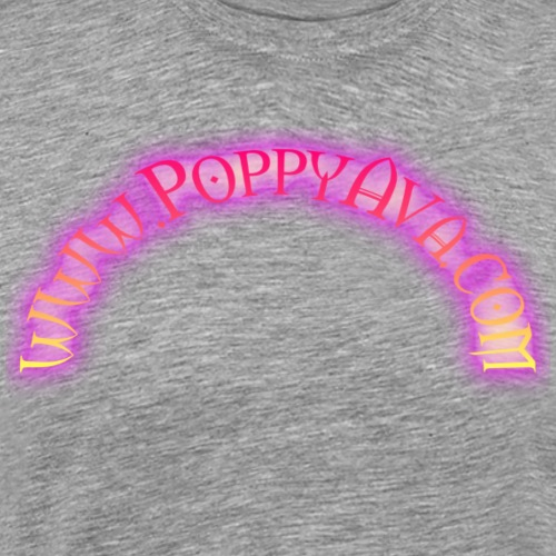 www.PoppyAva.com - Men's Premium T-Shirt