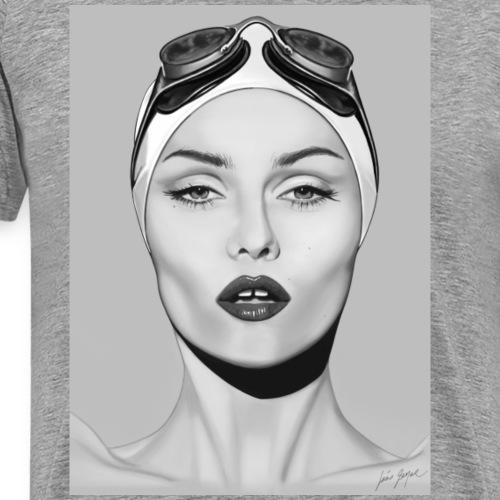 PoolGirl - T-shirt Premium Homme