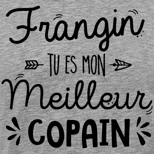 Frangin copain - T-shirt Premium Homme