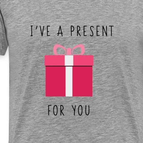 regalo - Maglietta Premium da uomo