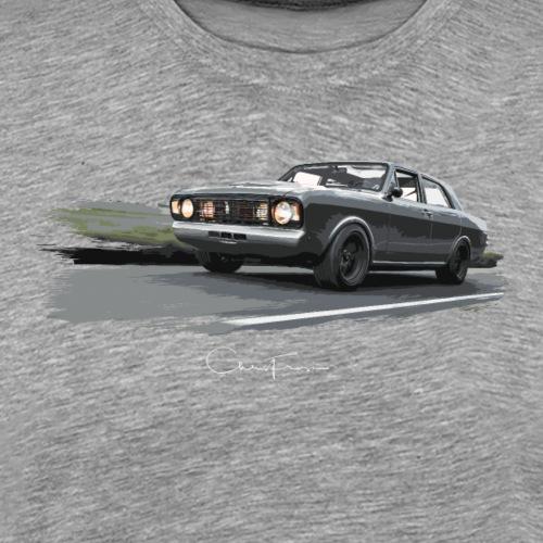 Signature Series Custom Cortina Design - Men's Premium T-Shirt