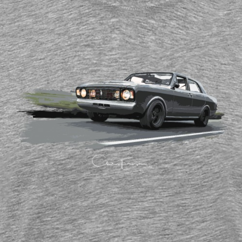 Signature Series Custom Cortina Design - Men's Premium T-Shirt