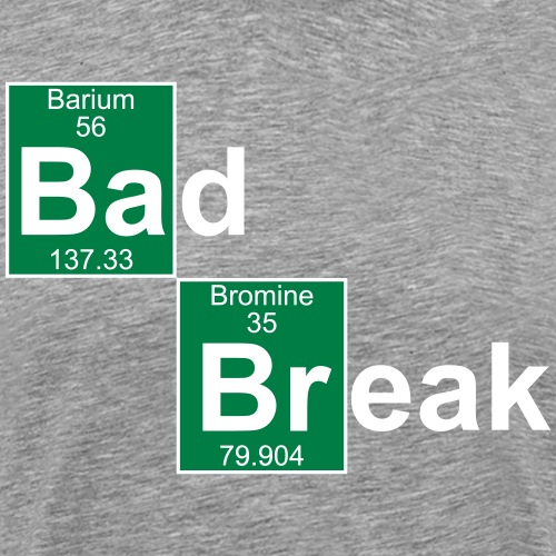Bad Break - Men's Premium T-Shirt