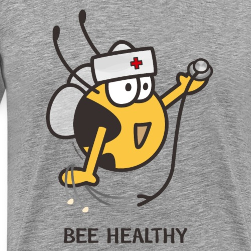 BEE HEALTHY - Männer Premium T-Shirt
