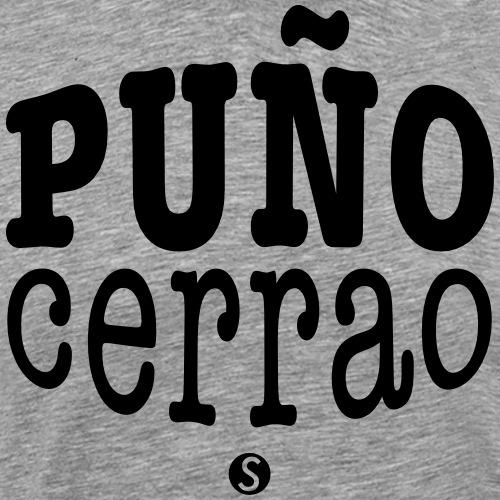 PUÑO CERRAO (Manolito Simonet) - Men's Premium T-Shirt