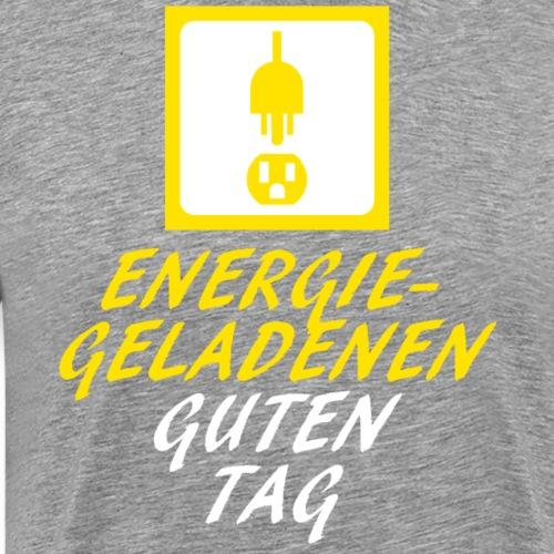 DieSteckdoze - Männer Premium T-Shirt