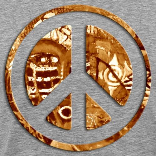 SH Masquerade Peace 03 - Männer Premium T-Shirt