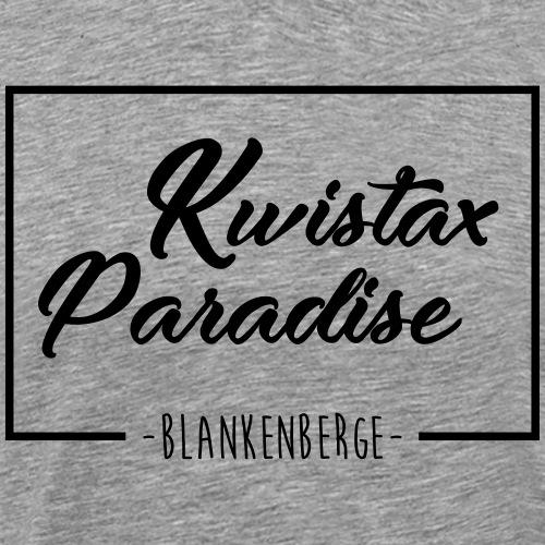 Cuistax Paradise - T-shirt Premium Homme