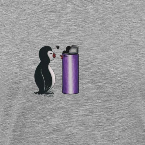 pinguininlove - Männer Premium T-Shirt