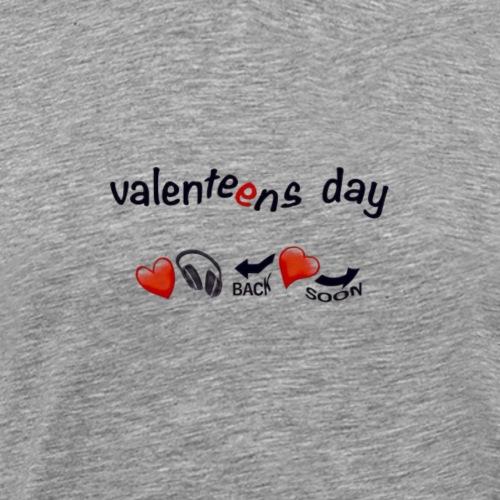 valenteens day - Männer Premium T-Shirt