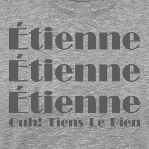 Etienne - Männer Premium T-Shirt