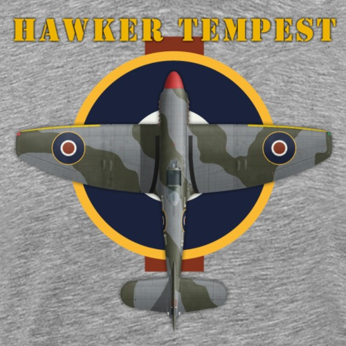 Hawker Tempest - Men's Premium T-Shirt