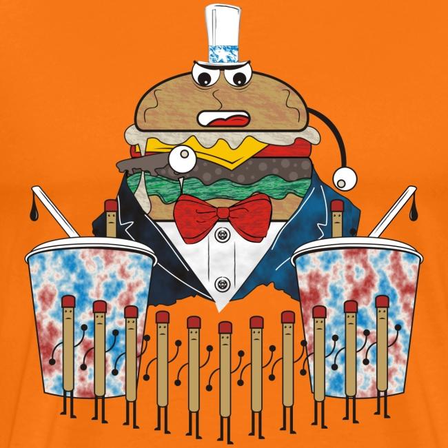 Hamburger army