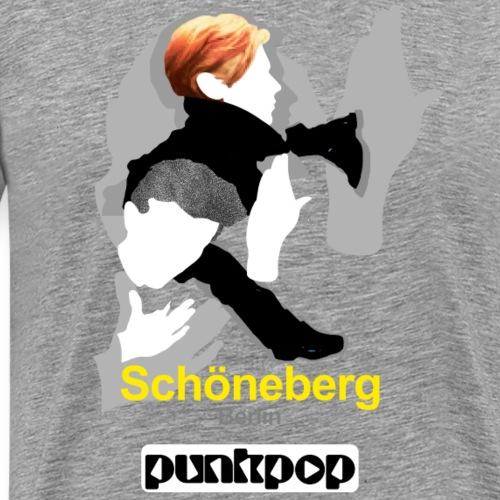 Schöneberg Punkpop - Maglietta Premium da uomo