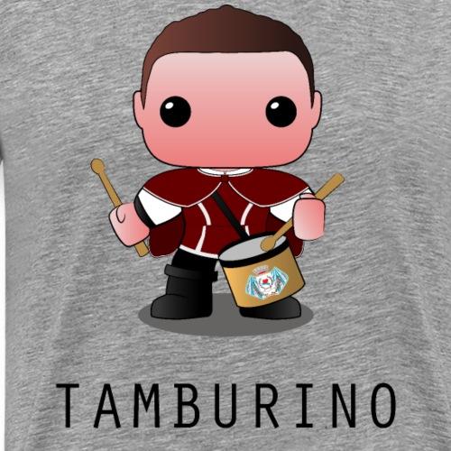 tamburino cordovado - Maglietta Premium da uomo