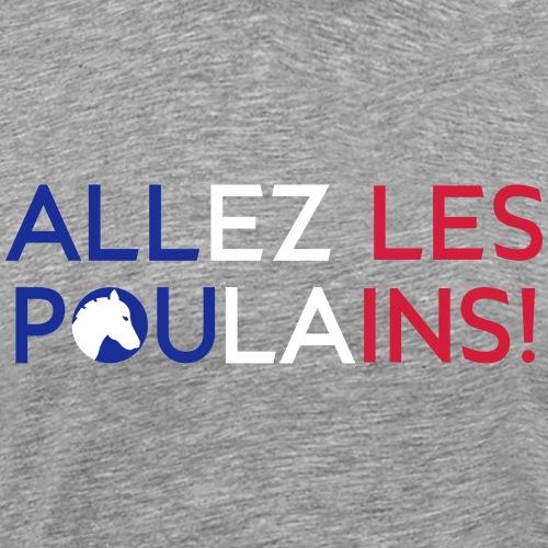 Französisch - Männer Premium T-Shirt