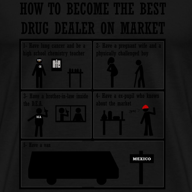 how to become the best drug dealer on market
