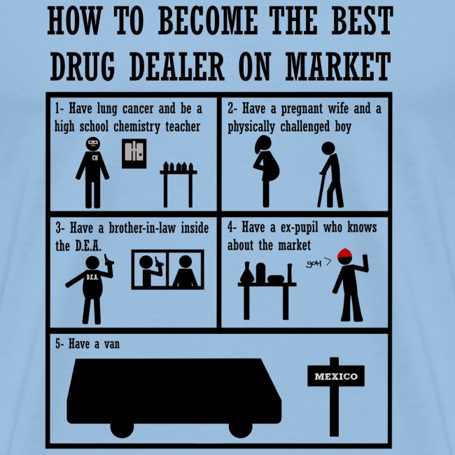 how to become the best drug dealer on market