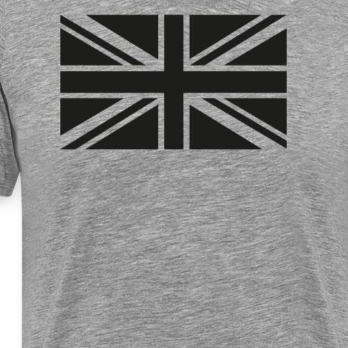 Union Jack - Premium-T-shirt herr