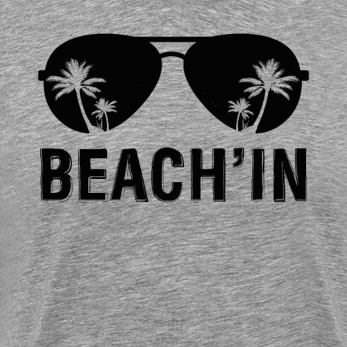 Beach'in Vacation Cruise - Männer Premium T-Shirt