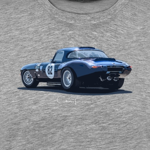 Signature Series Low Drag Design - Men's Premium T-Shirt