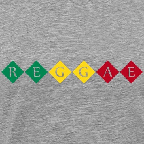 reggae - T-shirt Premium Homme