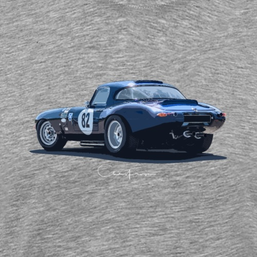 Signature Series Low Drag Design - Men's Premium T-Shirt