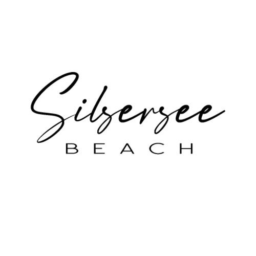 Silsersee Beach - Männer Premium T-Shirt
