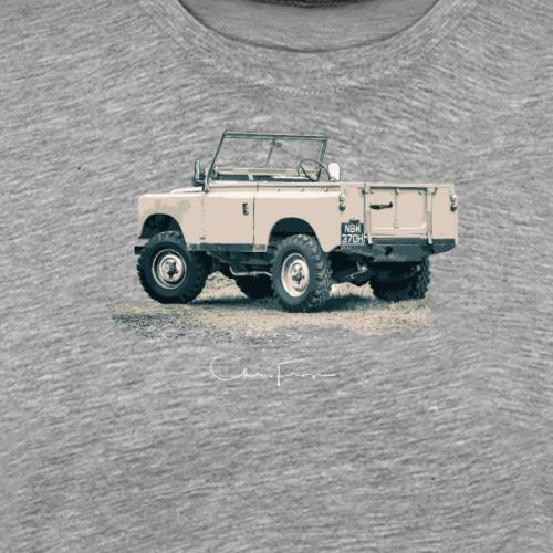 Signature Series 4x4 Design - Men's Premium T-Shirt