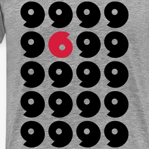 Stubborn - Mannen Premium T-shirt