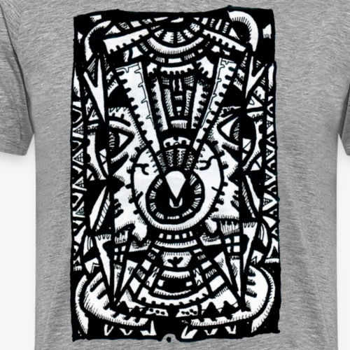 Eye-Eye by Brian Benson - Men's Premium T-Shirt